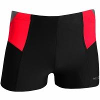 Pantaloni de inot AQUA-SPEED DEXTER negru / gri rosu 163/409