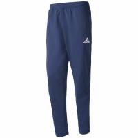 Pantaloni adidas Tiro 17 Pes bleumarin BQ2619 barbati