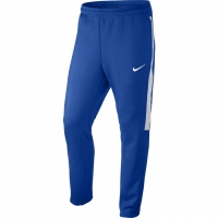Pantaloni antrenament sport Nike Team Club albastru 655953 463 copii