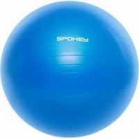 Minge gimnastica SPOKEY FITBALL III albastru 92093 femei