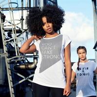 Tricou SportFX Reflective Slogan pentru Femei