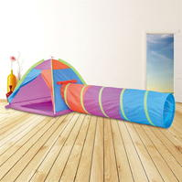Sports Craft Play Tunnel