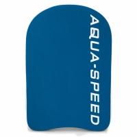 Placa inot kickboard FLOOR AQUA SPEED SENIOR 44cm 158 Aqua-Speed