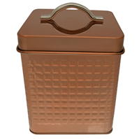 Stanford Acasa Copper Sq Canister 92