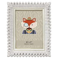 Stanford Acasa Silver Petals Frame 92