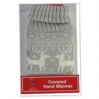 Spiritul Craciunului tricot Reindeer Hand Warmer