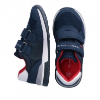 Steag Adidasi sport Tommy Hilfiger Low Velcro