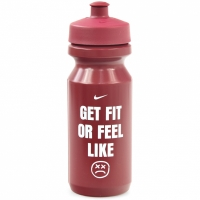 Sticla de Apa Nike Big Mouth rosu bottle NOBG564122