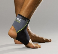 Orteze glezna Select 6100 cu 4 mm SBR-neopren. Provides warmth, protection and soothes pain.