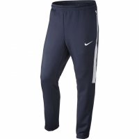 Pantaloni antrenament sport Nike Team Club bleumarin 655953 451 copii