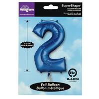 Partymor Shape 2 Foil Balloon