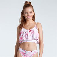 Sutien baie USA Pro Frill