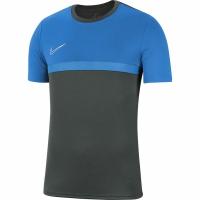 Mergi la T-shirts For Nike Academy PRO Dry SS TOP albastru-gri BV6947 062 pentru Copii
