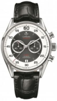 Tag Heuer Mod Carrera Flyback Chrono Calibre 36 43 Mm
