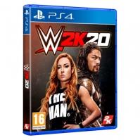 2K Games WWE 2K20