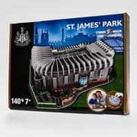 Team 3D St James Park Puzzle