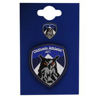 Team Club PVC Crest Magnet
