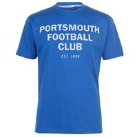 Tricou Team Portsmouth Established pentru Barbati