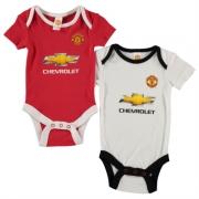 Costume bebelusi cu echipe fotbal Team Unisex Babies