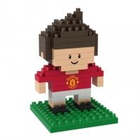 Team fotbal 3D Construction Player