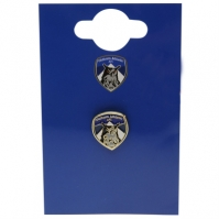 Team fotbal Crest Pin Badge