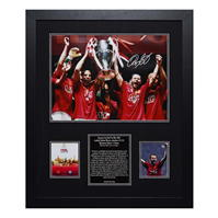 Team Giggs Signed Photo73