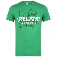 Tricou Rugby Cupa Mondiala Ireland pentru Barbati