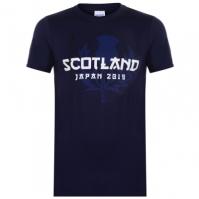 Tricou Rugby Cupa Mondiala 2019 Scotland pentru Barbati
