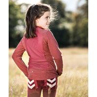 echitatie Technical Layering Top pentru copii