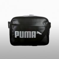 Geanta neagra de umar Puma Campus Reporter Pu Unisex
