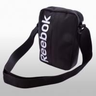 Geanta mica neagra Reebok Sport Roy City Bag Unisex