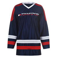 Tommy Sport Retro Long-Sleeve Top