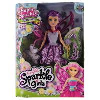 Sparkle Girlz Super Sparkly Floral Fairy