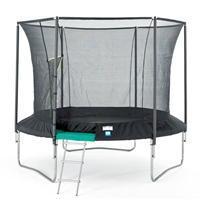 TP Toys Genius Round and Enclosure 10ft Trampoline