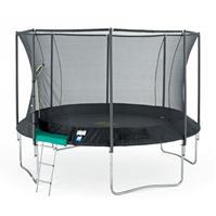 TP Toys Genius Round and Enclosure 12Ft Trampoline