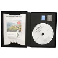 Garmin Trans Alpin DVD and Micro SD