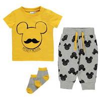 Trening Disney 3 Piece pentru baieti pentru Bebelusi