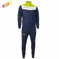 Trening sport TUTA CAMPO FLUO Givova