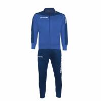 Trening sport TUTA ROMA Givova albastru