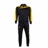 Trening sport TUTA ROMA Givova negru galben