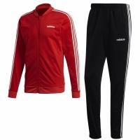Mergi la Treninguri Adidas MTS B2BAS 3S C negru-rosu FM6308 pentru Barbati
