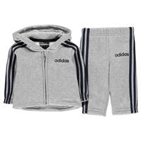 Treninguri Hanorac adidas 3 cu dungi pentru baieti pentru Bebelusi