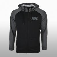 Hanorac negru Nike Dry Ess Barbati