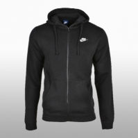 Hanorac Nike M Nsw Hoodie Fz Flc Club 804389-010 Barbati
