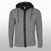 Hanorac gri cu fermoar Nike Sportswear Modern Full Zip Hoodie Barbati