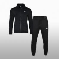 Trening negru Nike M Nsw Trk Suit Flc 928125-010 Barbati