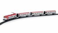 Trenulet Electric De Jucarie Pentru Copii Renfe Cercanias Pequetren 675