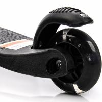 Tricicleta Trotinete cu Wheels Led Meteor Tucan negru 22503