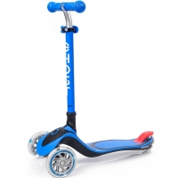 Tricicleta Trotinete Meteor cu Led Ghost 22765 wheels barbati