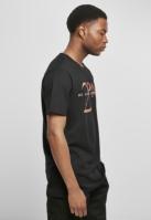 Tricou 2Pac MATW Tracklist negru Mister Tee